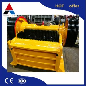 Gold Plant Stone Jaw Crusher Machine Plant Manufacturer pictures & photos