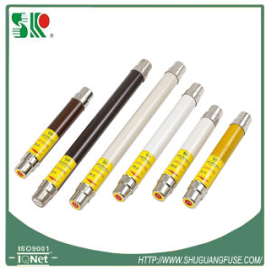 "DIN HRC ""S"" Type High Voltage Fuse for Transformer Protection"
