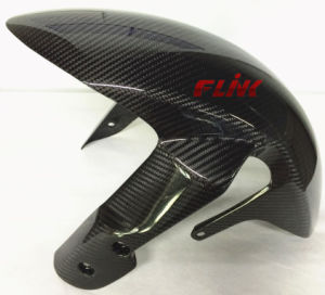 Motorcycle Carbon Fiber Parts Front Fender for Suzuki Gsxr1000 05-07 Gsxr600 06+ Gsxr750 06+ pictures & photos