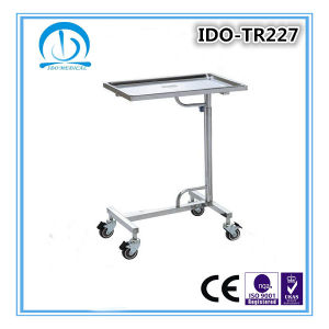 Ido-Tr227 Stainless Steel Mayo Operating Instrument Trolley