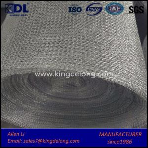 200 Nickel Knitted Wire Mesh