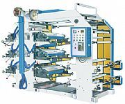 Flexo Printing Machinery (SIX COLOR) Yt-6600