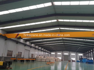 New Euro Type Electric Hoist Single Girder Overhead Crane pictures & photos