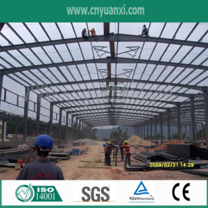 Single Layer Prefabricated Steel Structure Buildings