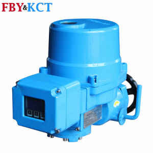 Qt Serise Electric Flanged Ball Valve (modulating type)