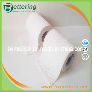 Zinc Oxide Sports Wrapping Elastic Adhesive Bandage pictures & photos