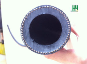 Good Quality Qingdao Braided Abrasive Sandblasting Hose pictures & photos