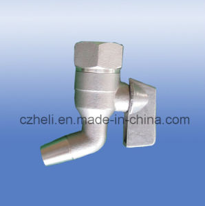 Stainless Steel 304/316 1/2 Inch Mini Ball Valve pictures & photos