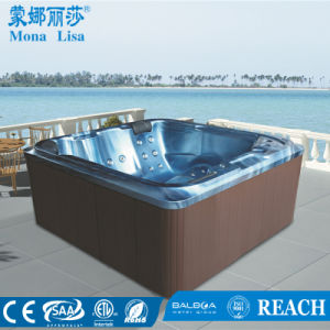 5 Person Wholesale Outdoor SPA Hot Tub With 2 Lounges (M 3362)