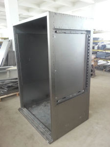 Sheet Metal Cabinet; Enclosure; Shell Manufacturing pictures & photos