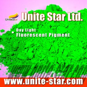 Day Light Fluorescent Pigment FT Green for Inks pictures & photos