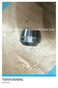 ANSI Forged Pipe Fittings Duplex Stainless Steel Threadolet pictures & photos