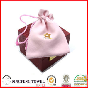 Double Velour Jewelry Bag Df-2853 pictures & photos