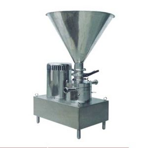 Food Sanitary Stainless Colloid Mill pictures & photos