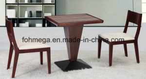 High End Durable Wooden Furniture Restaurant (FOH-BCA04) pictures & photos
