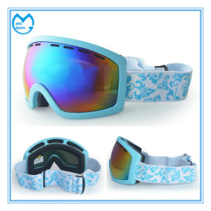 Electric Polarized Snowboard Safety Mask Goggles UV Protection pictures & photos