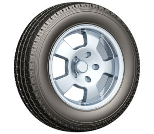 Beautiful Radial Car Tire in Distinctive pictures & photos