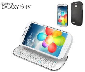 Sliding & Standing Detachable Bt Keyboard Case for Galaxy S4 (KRSK05-S4)