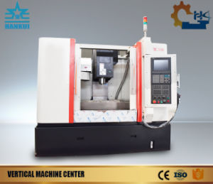 3 Axis Hobby Vertical CNC Milling Machine Vmc420L pictures & photos