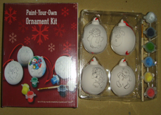 DIY Painting Balls for Kids Christmas Gifts pictures & photos
