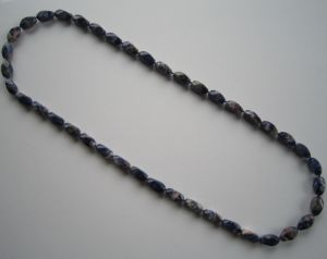 Lapis Lazuli Necklace Made in China Manufacturer, Fashion Necklace pictures & photos