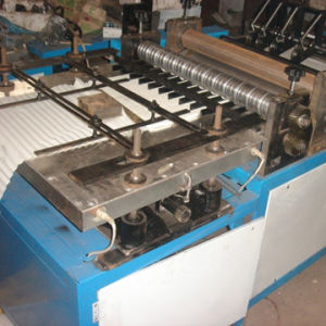 3A Rotary Pleating Machine for Paper