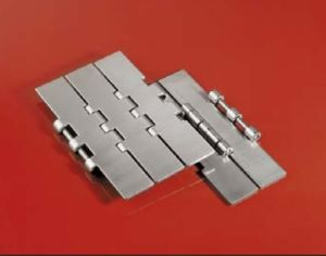 Metal Tabletop Chains Straight Run Double Hinge Max-Line