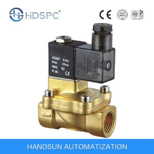 2V Series Direct Acting Solenoid Valve pictures & photos