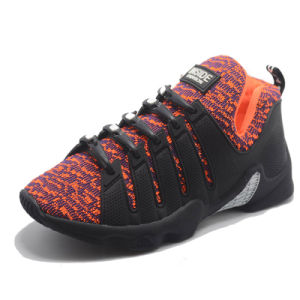 Women Hot Sell Footwear Sport Shoes TPR Outsolo Sneaker pictures & photos