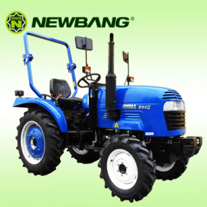 Jinma-244e CE 4-Wheel Drive Tractor pictures & photos