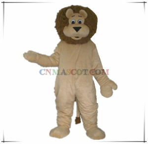 Cute Lion Mascot Costume Factory Cost