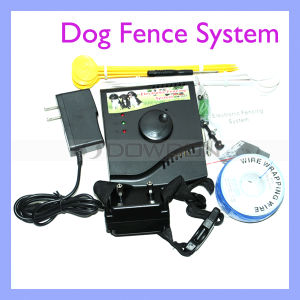 Waterproof Outdoor Electronic Fence Dog Shock System with One Receiver Collar pictures & photos