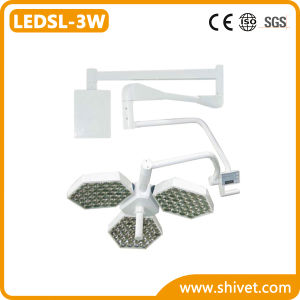 Veterinary Shadowless Operating Lamp (On wall) (Adjust color temperature) (LEDSL-3W) pictures & photos