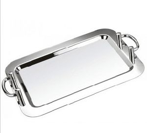 Stainless Steel Fruit Tray With 1.2mm Thickness and Mirror Polishing (GSJP-WN1)