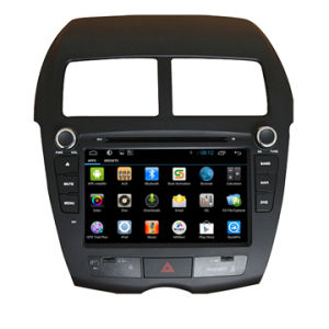 Double DIN Radio Car Multimedia DVD Players for Peugeot 4008