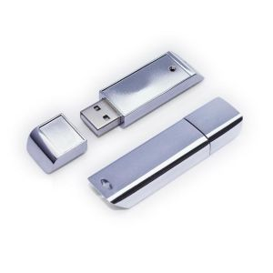Metal USB Flash Drive USB Stick Disk (M-16) pictures & photos