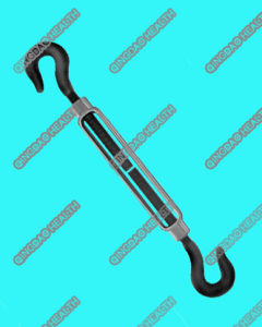 Open-Body Turnbuckle, Hook and Hook for Rod Rigging pictures & photos