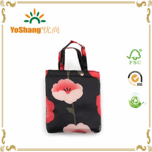Promotional Polyester Waterproof Colorful Foldable Tote Eco Friendly Shopping Bag pictures & photos