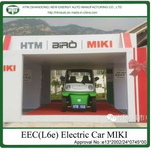 4kw L6e Electric Cars
