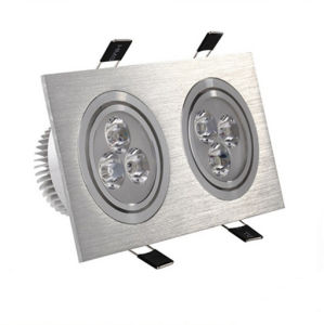 2X3w LED Ceiling Light/LED Lamp for Lighting