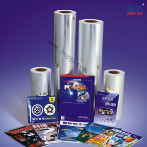 BOPP Gloss Lamination Plastic Film