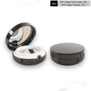 New Fashion Empty Loose Powder Compact