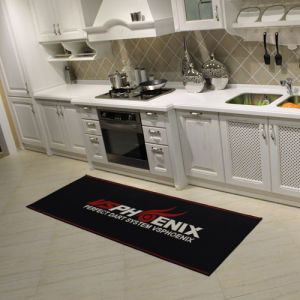 China Rubber Backed Kitchen Rugs