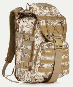 Hot Sale High Quality Military Water Bag Camouflag Laptop Backpack Army Backpack