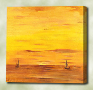 Art Painting Canvas for Home Decoration (SC 10049 A)