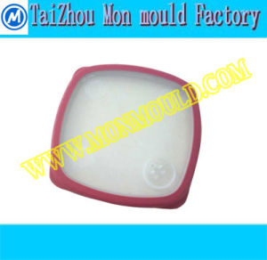 Double Color Container Cover Mould, 2-Shot Container Cover Mould