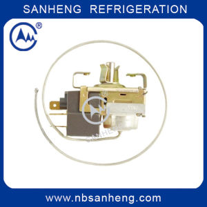 High Quality Freezer Capillary Defrost Thermostat (F15) pictures & photos