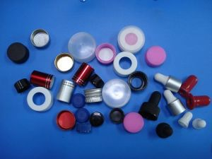 Kinds of Plastic Cap for Screwed Glass Bottle