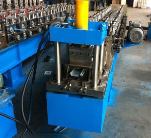 Cold Bending Roll Forming Machine for Roller Shutter