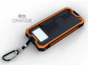Best Sale Factory Original Solar Portable Mobile Phone Power Bank Charger pictures & photos